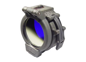 "SureFire FM36 Blue Filter for 1.25"" Diameter Bezels"