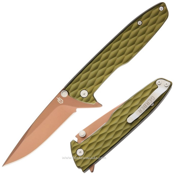 Gerber One-Flip - Green G1353