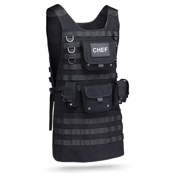 Gen Pro Tactical BBQ Apron with MOLLE