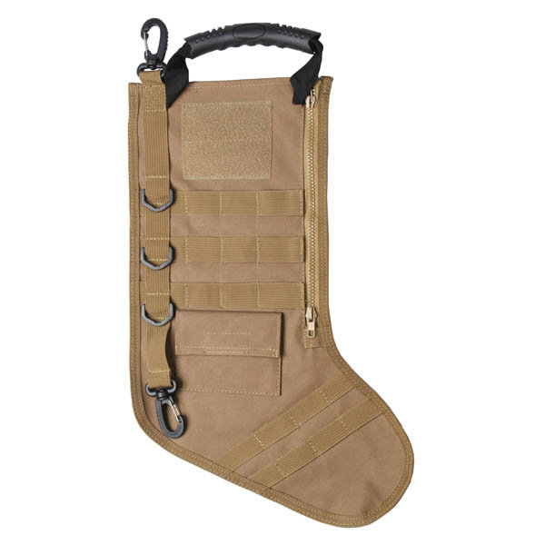 Ruck Up Tactical Christmas Stocking - Khaki (Online Only)