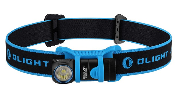 Olight H1 Nova Compact Headlight Cool White - 500 Lumens
