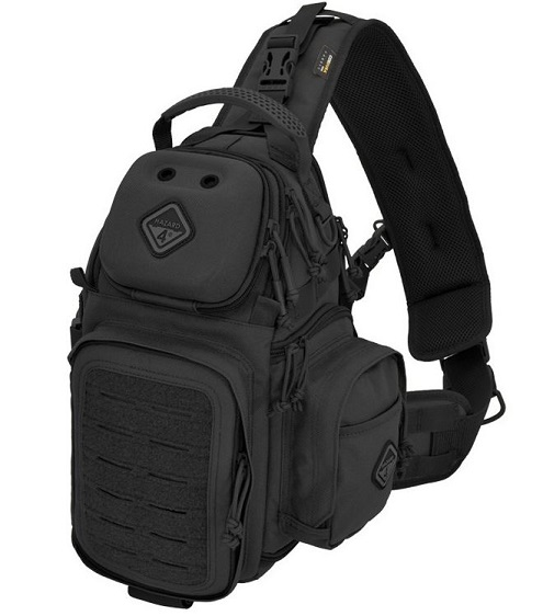 Hazard 4 Freelance Small Photo Sling - Black
