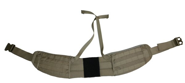 Eberlestock Large Pad Replacement Hipbelt - Military Green