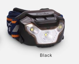 Fenix HL26R Lightweight Rechargeable Headlamp - Black