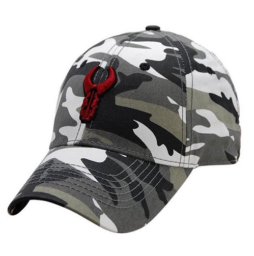 Badlands Hat - Snow Camo