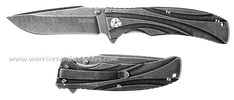 Kershaw 1303BW Manifold Assisted Opening Framelock (Online Only)