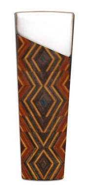 Santa Fe Stoneworks Money Clip - Kaleidoscope Diamond