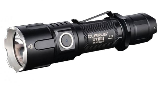 Klarus XT11S Tactical Flashlight -1100 Lumens