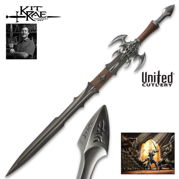 UC Kit Rae Exotath Special Edition Sword KR0030SE