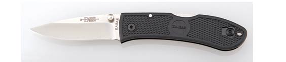 Ka-Bar 4072 Mini Dozier AUS-8A Folding Hunter (Online Only)
