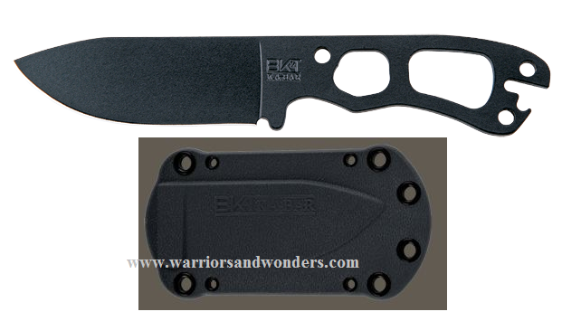 Ka-Bar BK11 Becker Necker 1095 Carbon Blade