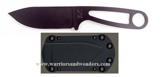 Ka-Bar BK14 Esee Eskabar w/Hard Sheath