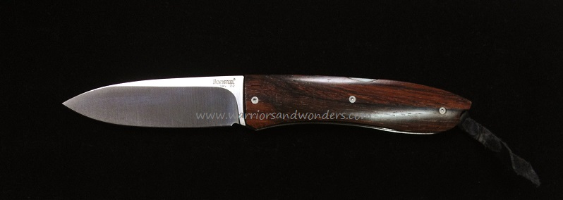 Lion Steel 8810CB Big Opera Folder - Cocobolo