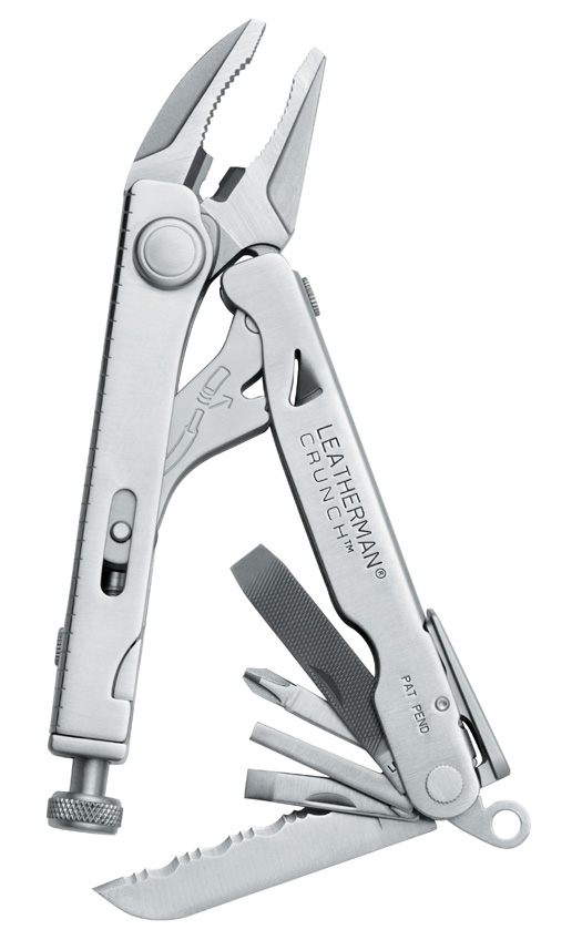 Leatherman Crunch with Standard Sheath