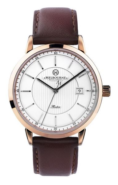 Melbourne Flinders Automatic - Classic Rose