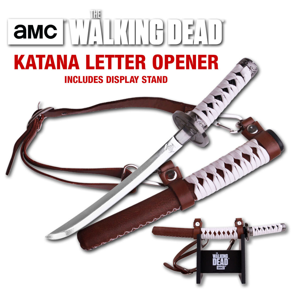 The Walking Dead WD002 Michonne's Sword Letter Opener