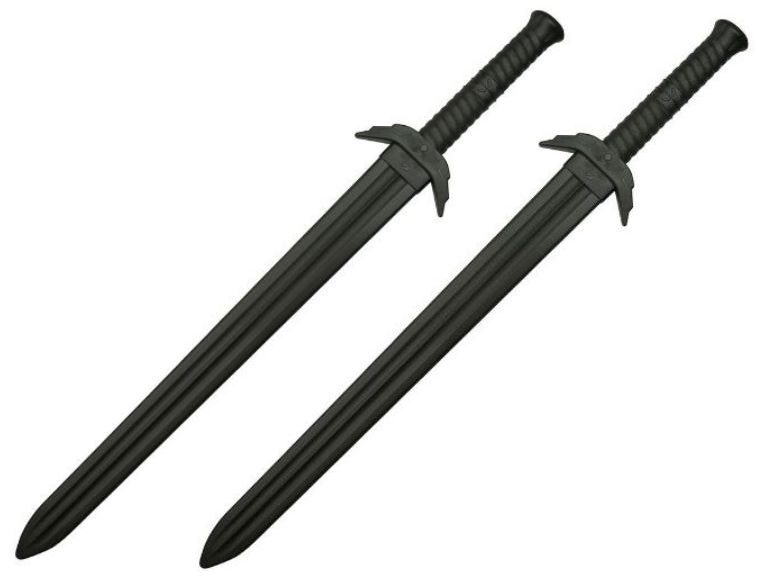 MC Martial Arts Polypropylene Training Sword E503PP (Pair)