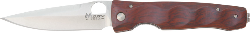 Mcusta 122 Tactility Rosewood (Online Only)