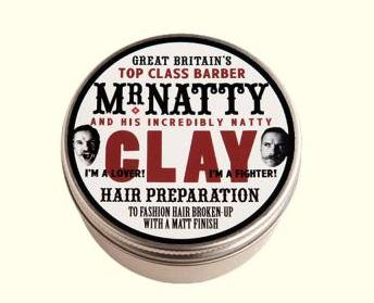 Mr. Natty Clay Hair Preparation