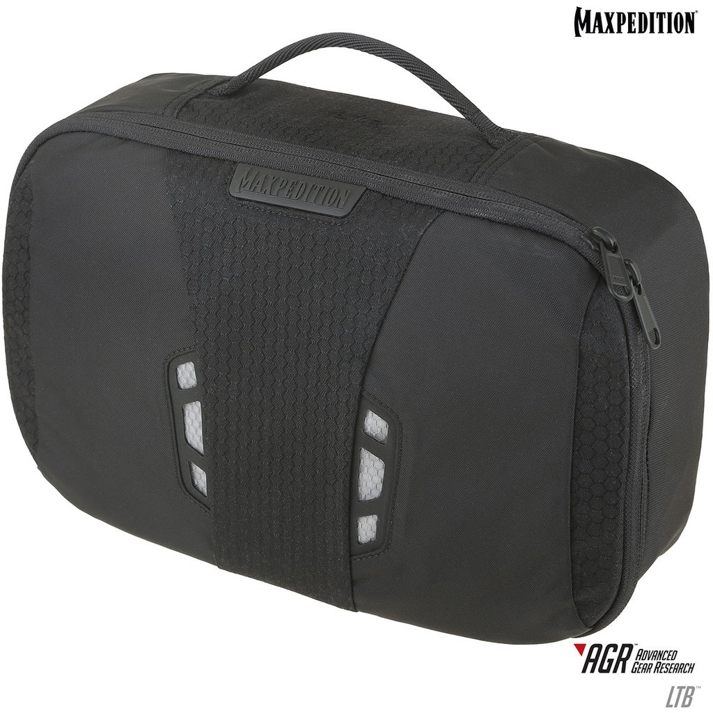Maxpedition LTB Lightweight Toiletry Bag - Black