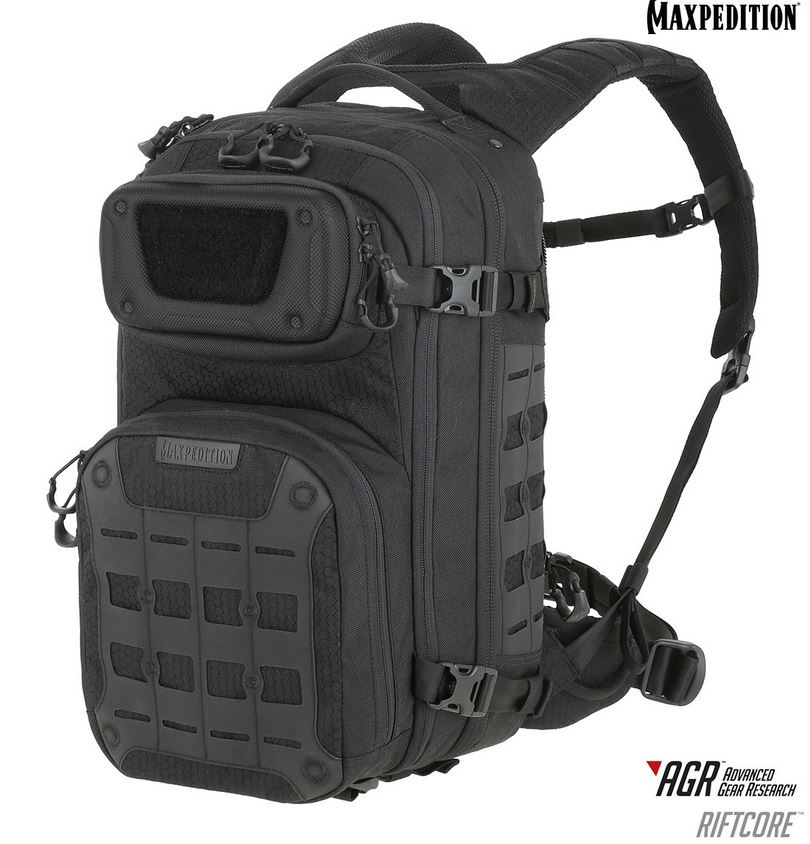 Maxpedition AGR RIFTCORE Backpack - Black