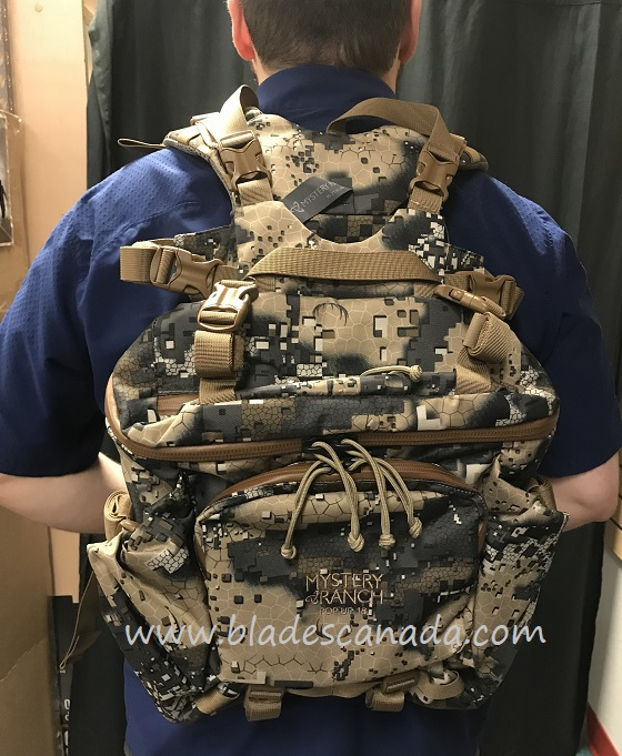 Mystery Ranch Pop Up 18L Backpack - Desolve Bare Camo - Large