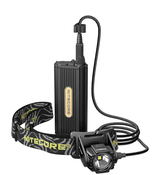 Nitecore HC70 Caving Headlamp - 1000 Lumens