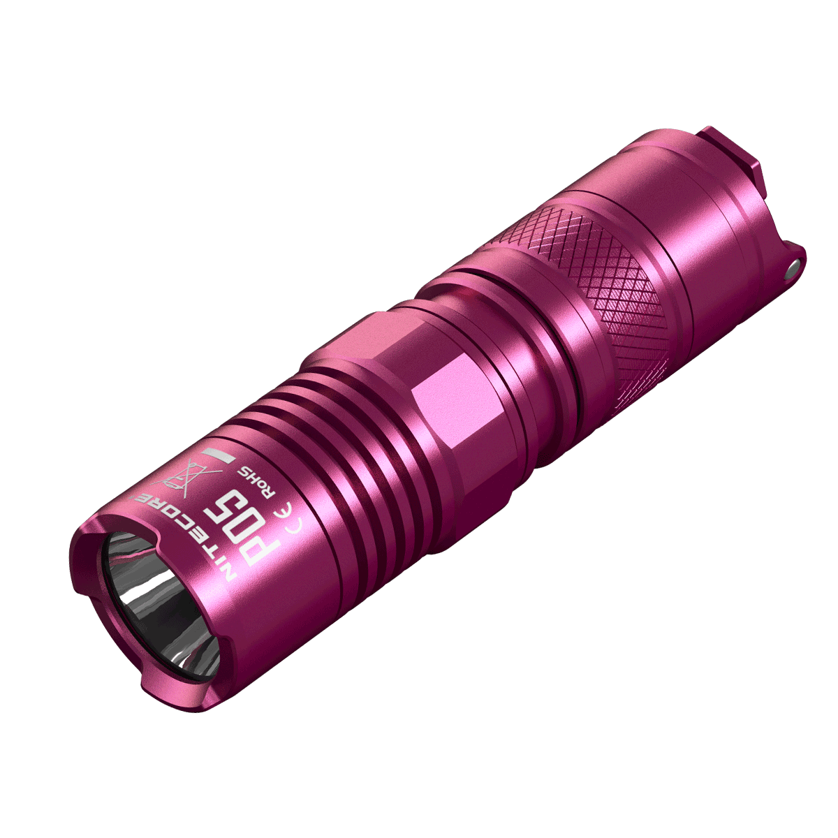 Nitecore P05 Strobe Ready Flashlight, Pink - 460 Lumens