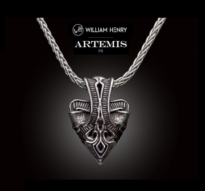 William Henry P9 Artemis Pendant