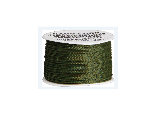 Nano Cord, 300Ft. Spool - Olive