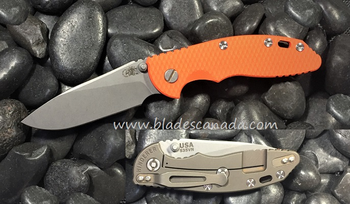 Hinderer XM-18 3.5 Slicer WF No Flipper (Online Only)