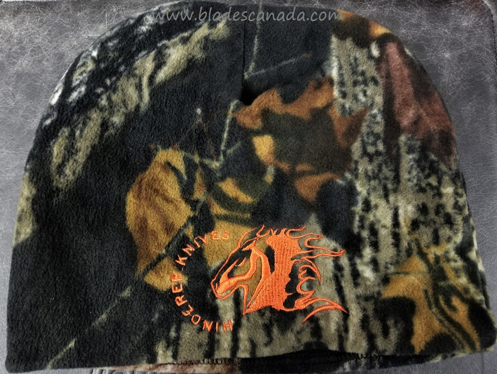Hinderer Fleece Watch Cap - Mossy Oak