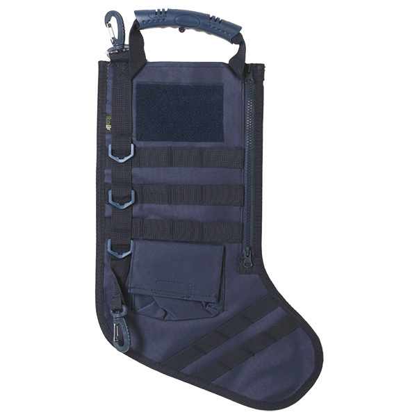 Ruck Up Tactical Christmas Stocking - Navy Blue