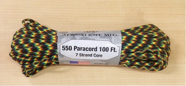 550 Paracord, 100Ft. - Galaxy