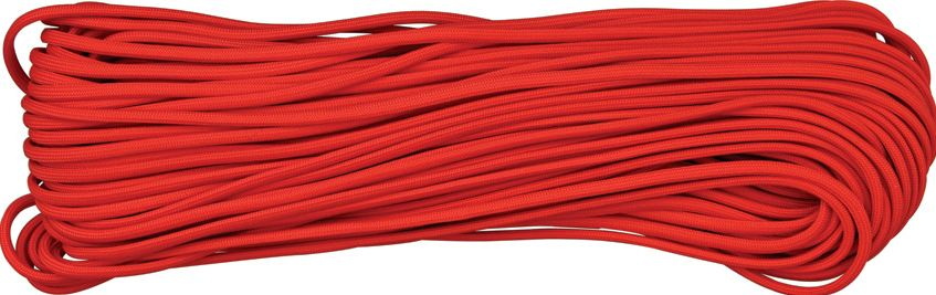 550 Paracord, 100Ft. - Red