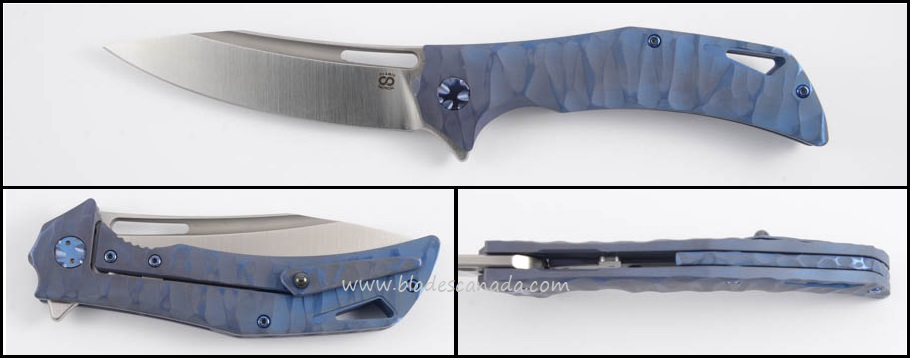 Olamic Swish S251 - Rock Seabed Blue/Satin