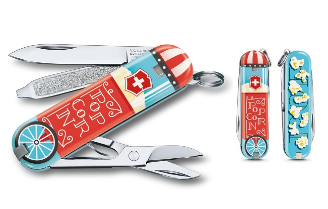 Swiss Army Classic SD Let it Pop - Limited Edition