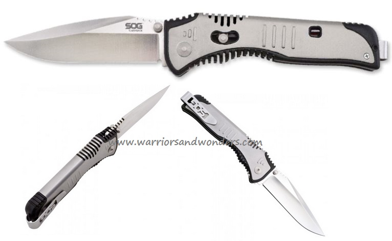 SOG SAT001 Flashback Satin Assisted Opening (Online Only)