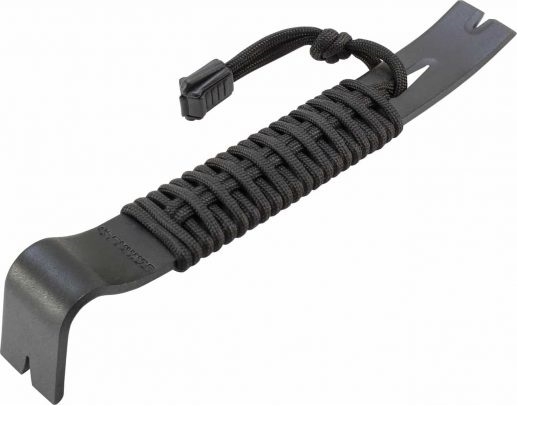 Schrade PB1BK Cord Wrap SK-5 Pry Bar (Online Only)