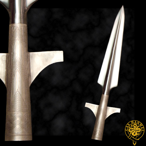 Hanwei XH2038 Viking Thrusting Spear Head