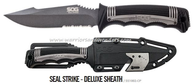SOG SS1002 Seal Strike w/Deluxe Sheath