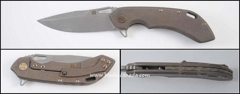 Olamic Wayfarer 247 T887 - Kinetic Earth/Stonewash