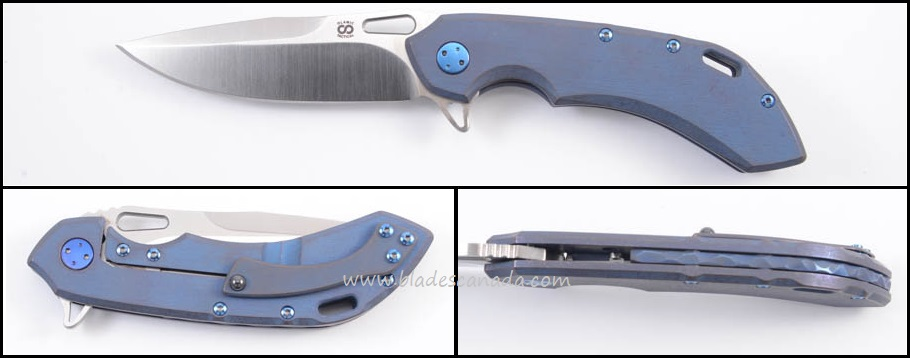 Olamic Wayfarer 247 T900 - Kinetic Ocean/Satin