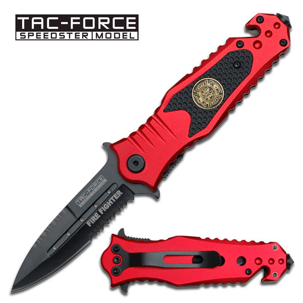 Tac Force TF700FD FIre Department Folder (Online Only)