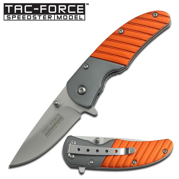 Tac Force TF732OR Orange Assisted Opening (Online Only)