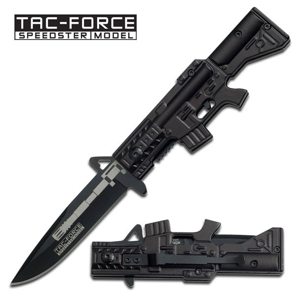 Tac Force TF741BK Rifle Design Folder (Online Only)