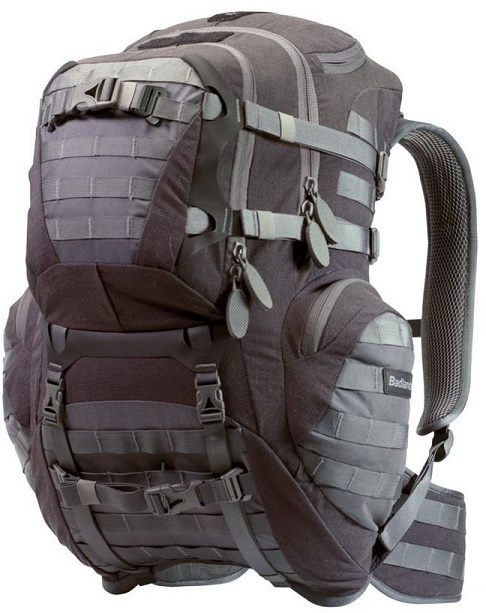 Badlands Tactical Series BOS Pack - Gunmetal
