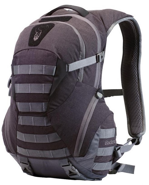 Badlands Tactical Series HDX Pack - Gunmetal