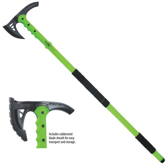 United M48 2986 Apocalypse Walking Axe Zombie (Online Only)