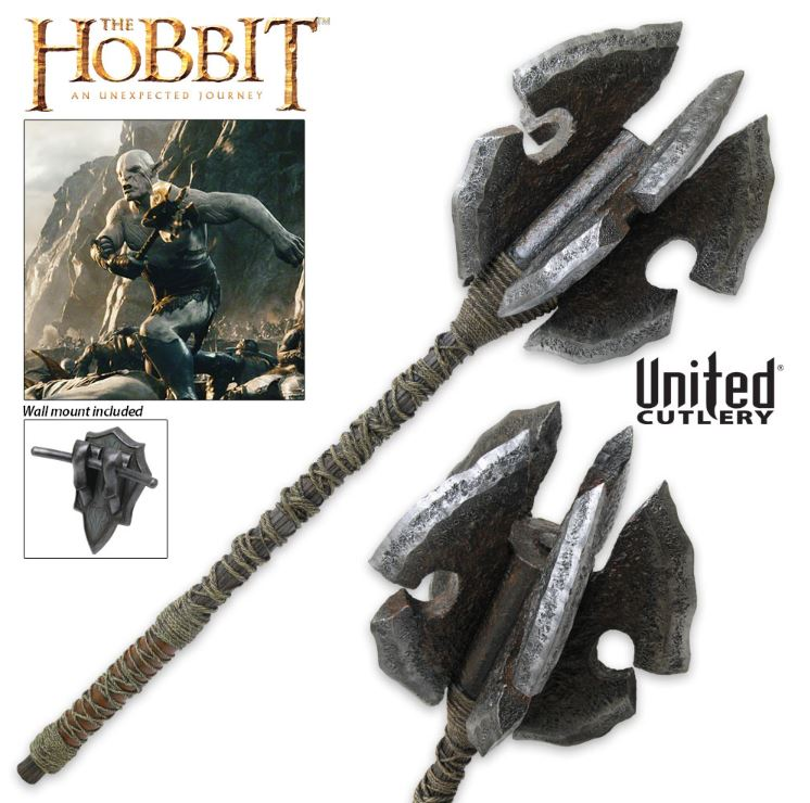 United UC3015 Mace of Azog the Defiler (Online Only)